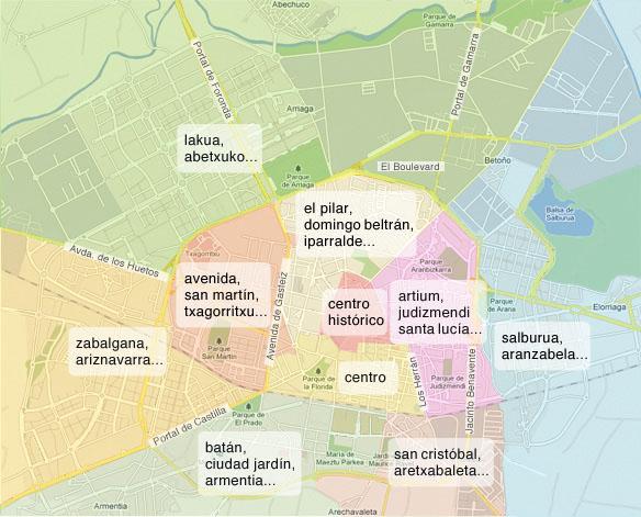 Pisos vitoria viviendas chalets vpo general inmobiliaria for Pisos com vitoria